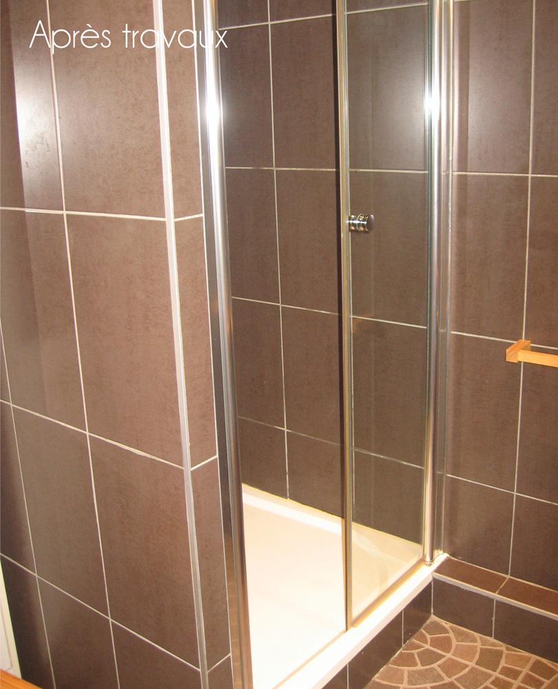 Salle De Bain Fleurie ~ r alisations salle de bain am nagement et r novation d int rieur lyon